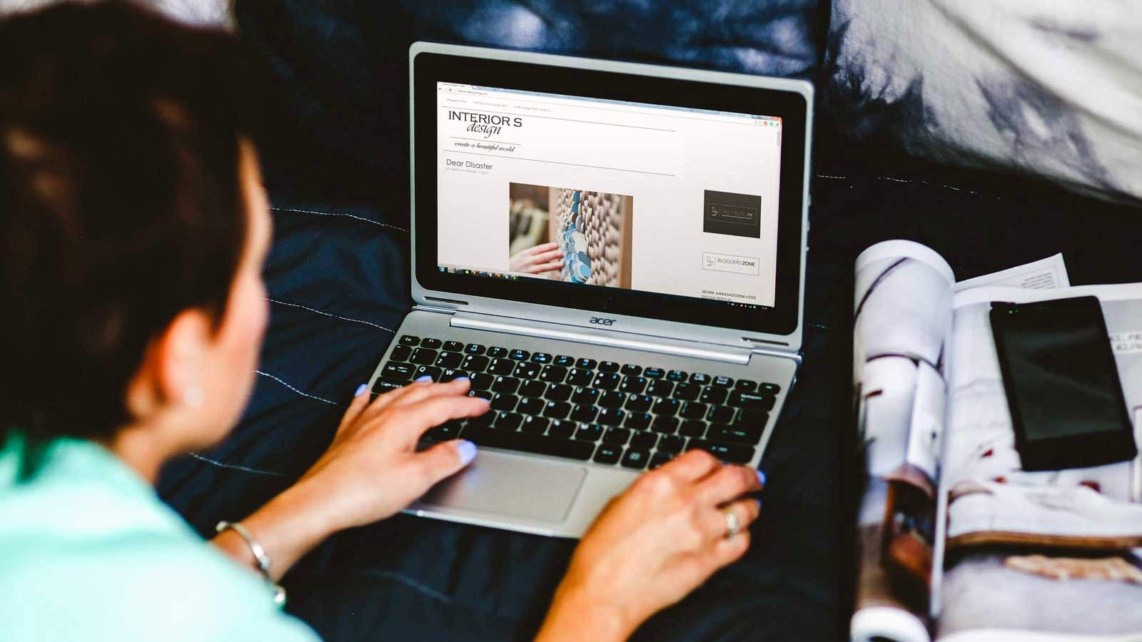 Original blog articles can be a key component of an online marketing solutions strategy