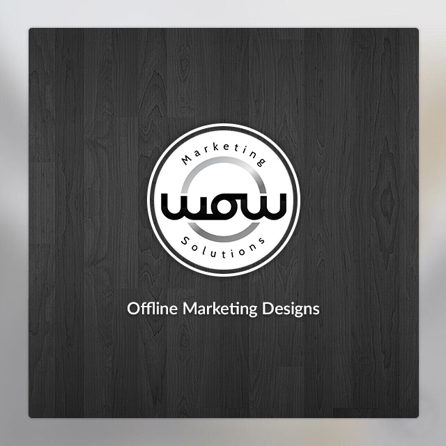 Offline Marketing Portfolio