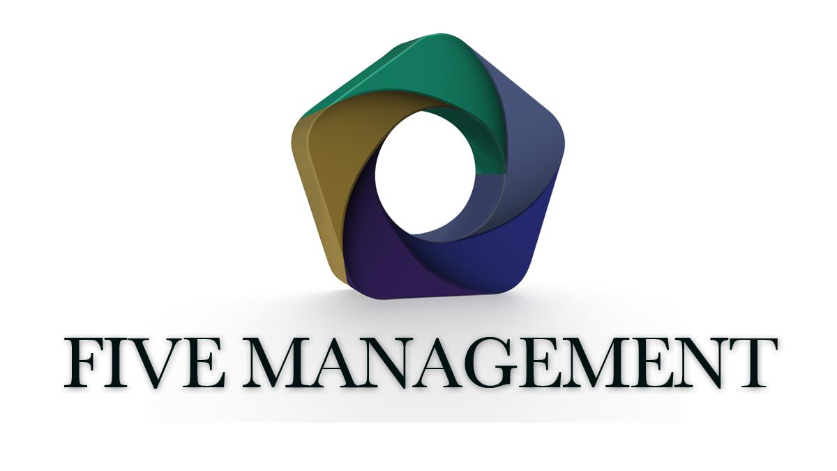 Five Management Logo Design