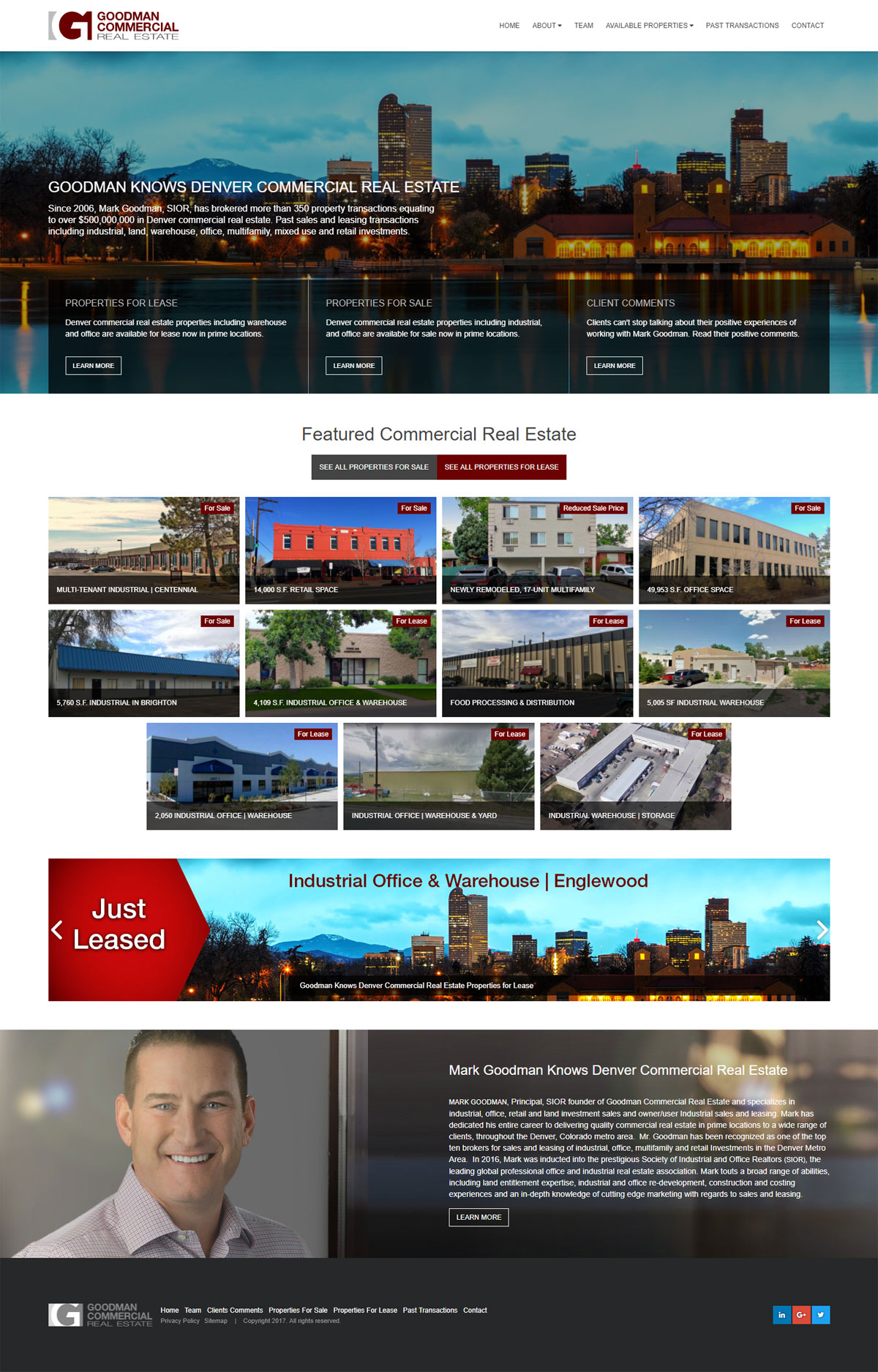 Goodman Commercial Real Estate