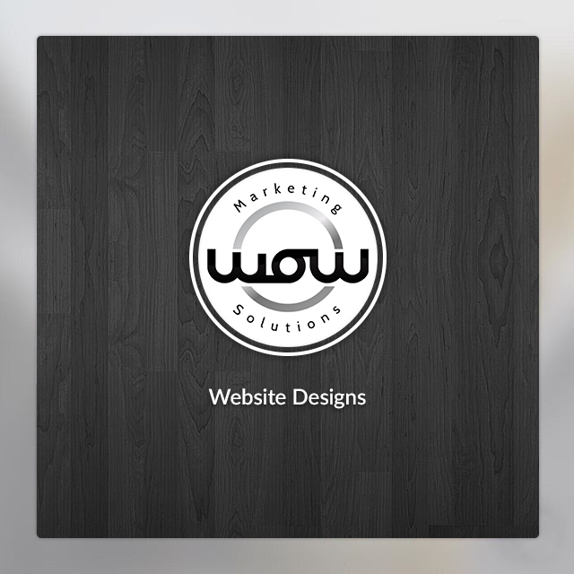 Website design portfolio Oh Wow Marketing Solutions